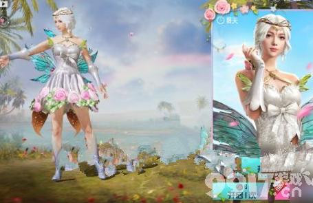 和平精英蝶舞迷情之春季军需介绍