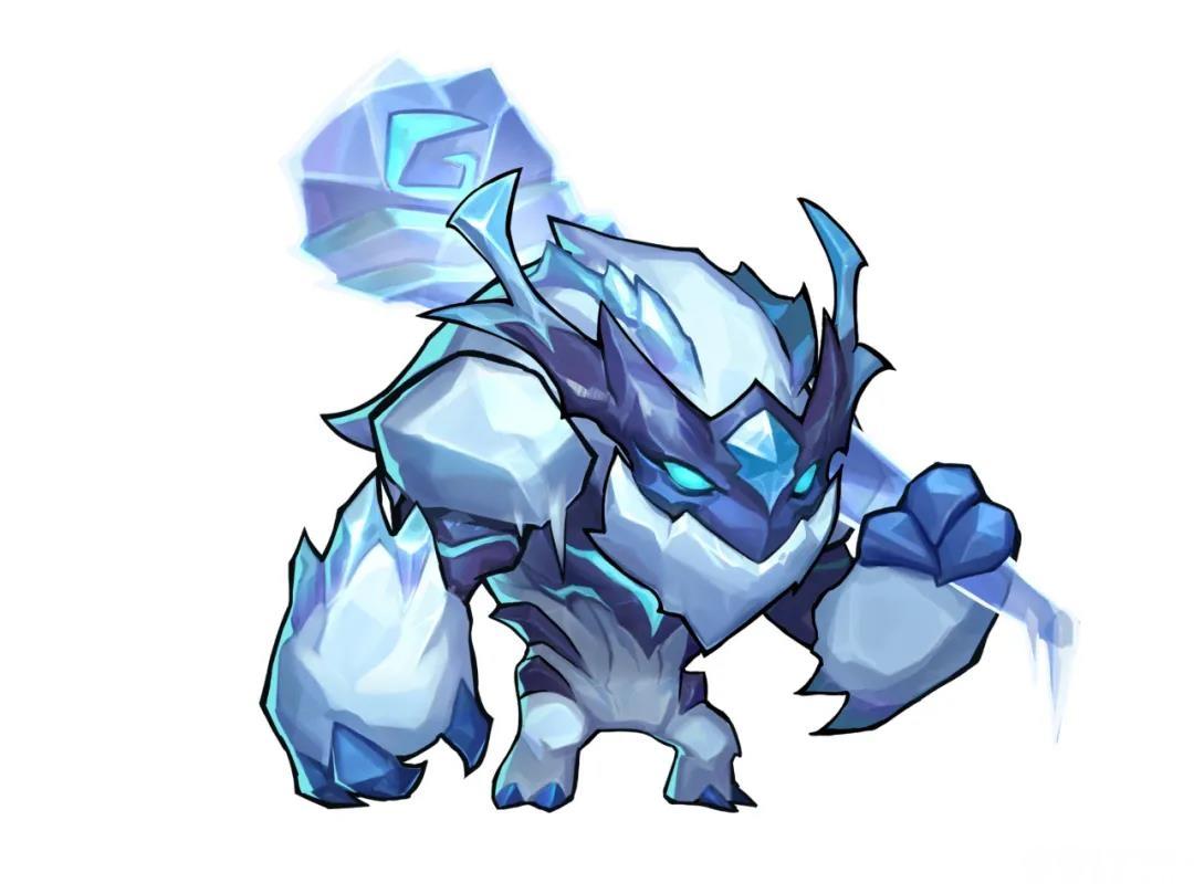 《小冰冰传奇》新魂匣泰坦极寒守卫的详细技能介绍以及阵容搭配及克制攻略!