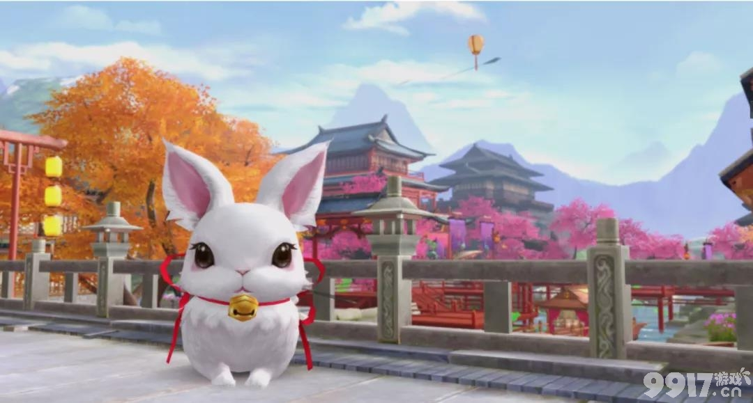 《倩女幽魂》手游9月版本大更新KFZ答疑!异域时装缥缈曲、全服唯一玉兔坐骑云间月惊艳上架!