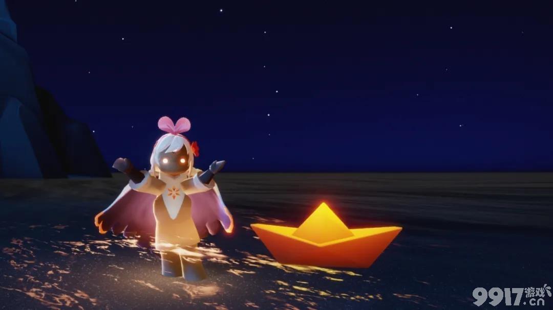《Sky光遇》手游双节同庆盛典十一开启!新版本上线!更多玩法和赠礼等你来拿!