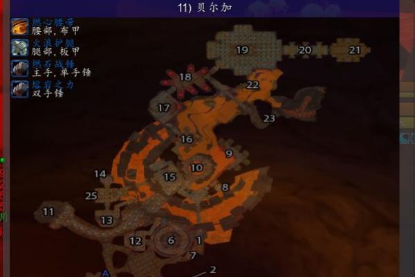魔兽世界血环熔炉在哪里 血环熔炉位置详情介绍