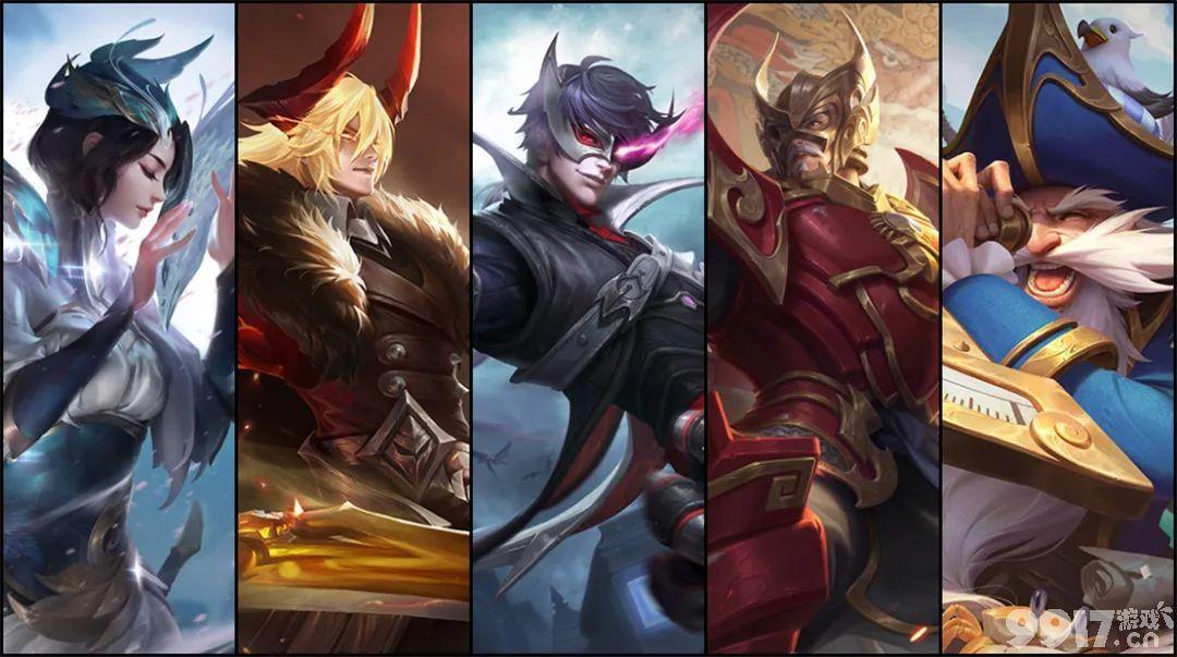 S25赛季寒霜袭侵改版归来 五位英雄用它效果出奇